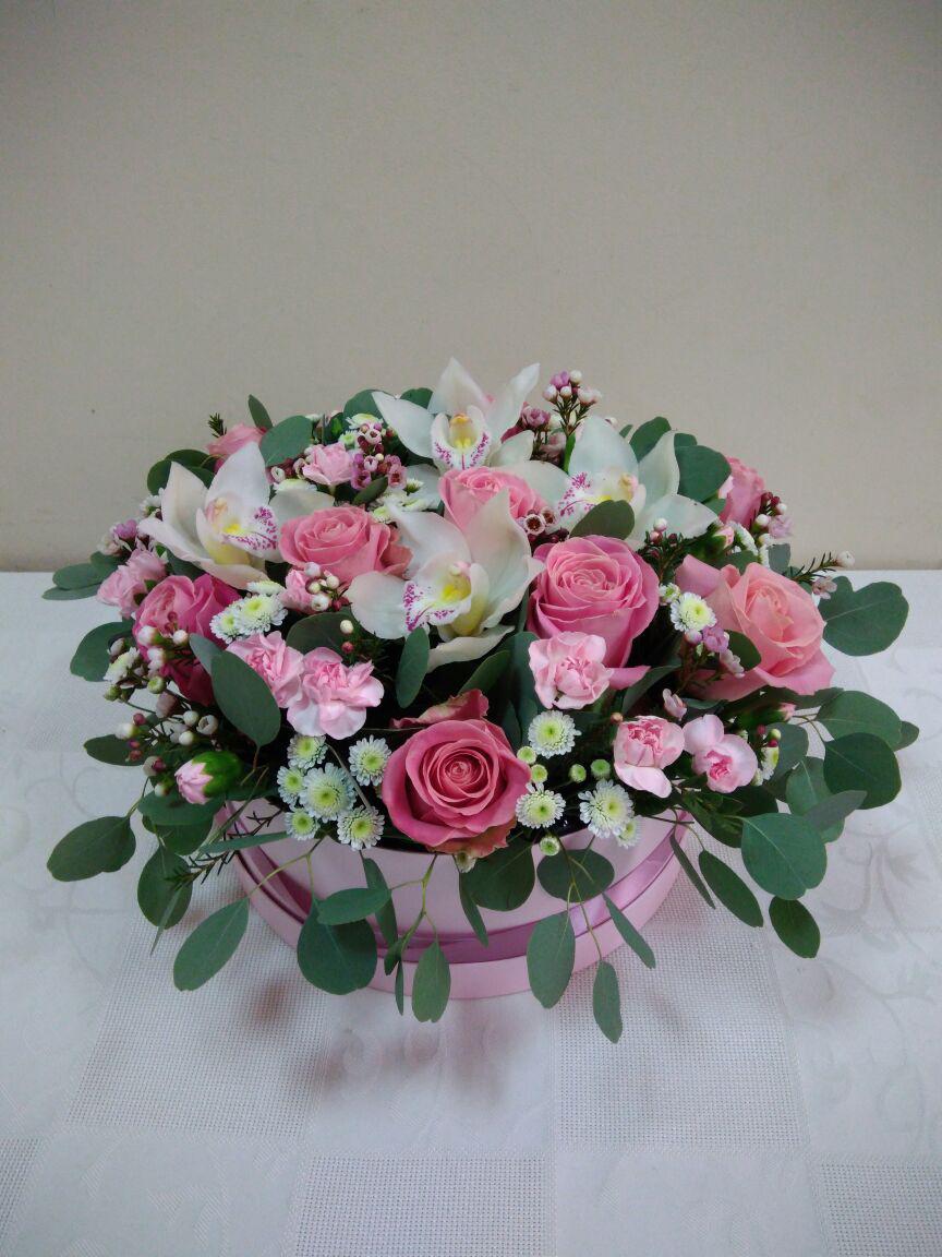 Букеты середины, цветы заказать с доставкой в новосибирске